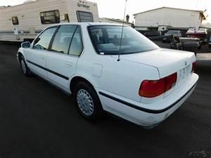 1992 Honda Accord Lx Used 2 2l I4 16v Manual Sedan No Reserve