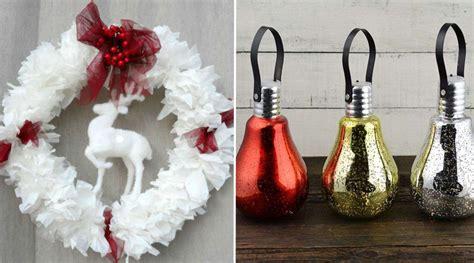 8 Idées Pour Réaliser Ses Décorations De Noël Avec De La