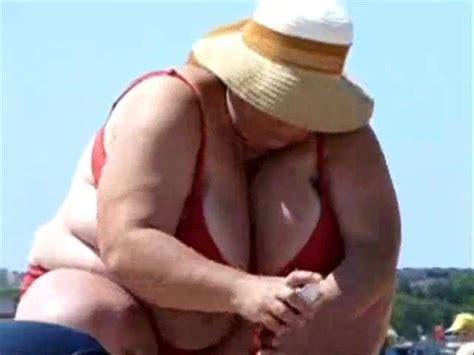 Russian Bbw Mature Big Boobs On Beach Amateur Free Porn 88