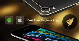 best ringtone app for iphone how to use aiseesoft iphone ringtone maker