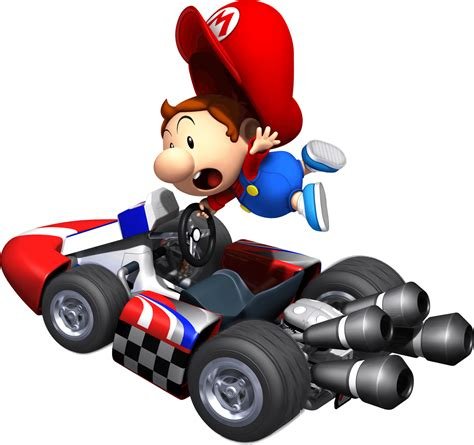 Mario Kart Wii Artwork Including A Massive Selection Of