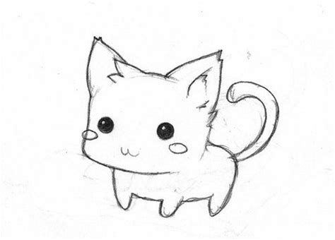 cute cat drawings art pinterest simple cute drawings