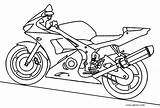 Coloring Motorcycle Pages Motorcycles Printable Drawing Harley Davidson Easy Bike Motor Police Cycle Cars Getdrawings Chopper Cool2bkids Getcolorings Printables Unique sketch template