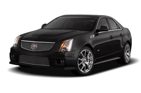 2010 Cadillac Cts Overview Carscom