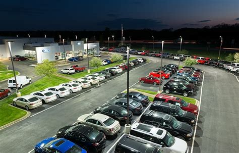 Szott Ford by Ford Dealership Upgrades To Energy Efficient Sustainable