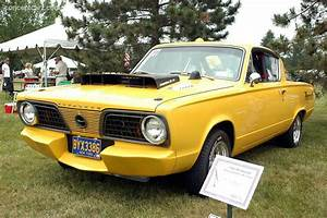 1966 Plymouth Barracuda - Information And Photos