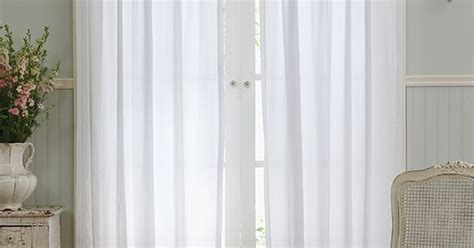 simply shabby chic white curtains dobby stripe sheer curtain panel true white simply shabby chic sheer curtains shabby chic