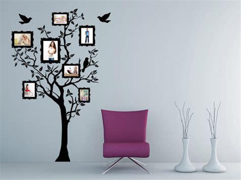 Wandtattoo Bilderrahmen Baum by Baum Mit Fotorahmen Wandtattoo Baum Fotos Wandtattoo Net