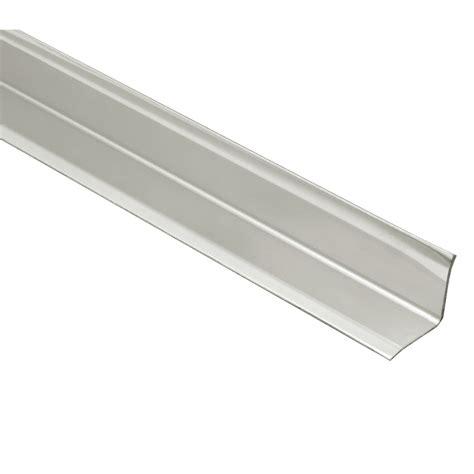 Schluter Tile Trim Edges by Shop Schluter Systems Eck Ki 0 563 In W X 79 In L Steel