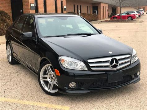 The cabin of the 2010 c63 amg features a racy, yet luxurious motif, in perfect harmony with the vehicle's c 300 4matic luxury sedan 4d. 2010 Used Mercedes-Benz C300 Sport 4Matic at Chicago Auto Capital Serving Elgin, IL, IID 19662571