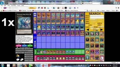 yugioh world red eyes b dragon ruler 2 0 deck profile
