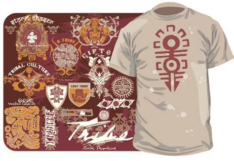 free t shirt design free vector t shirt designs tribal pack designfreebies