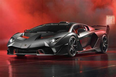 Lamborghini's Racing Arm Unveils Insane SC18 Alston