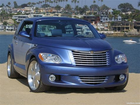 Fotos De Chrysler California Cruiser Concept 2002