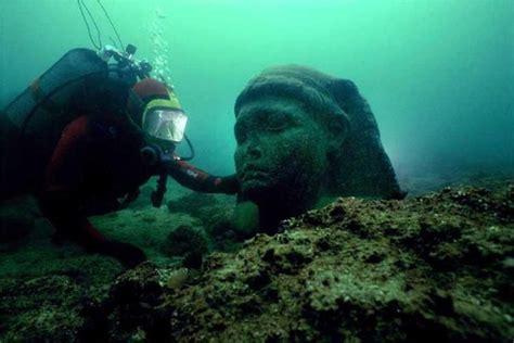 Alexandria Underwater Treasures Sunken City Underwater