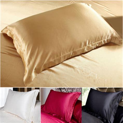 silk pillow cases aliexpress buy 100 envelope silk pillow