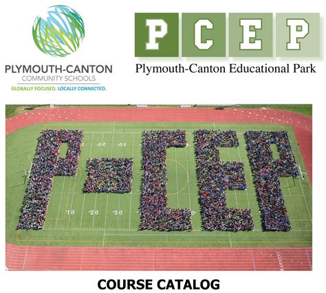 p cep catalog program studies plymouth canton community