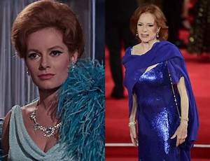 28 Iconic Bond Girls Then & Now: Here's A Shocking Time ...