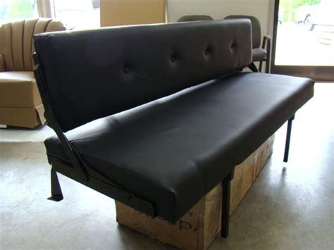 sofa bed design jackknife sofa bed toy hauler rv jack