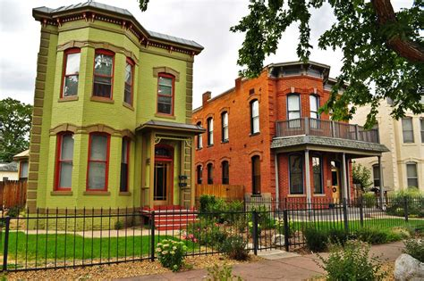 home design denver denver s single family homes by decade 1880s