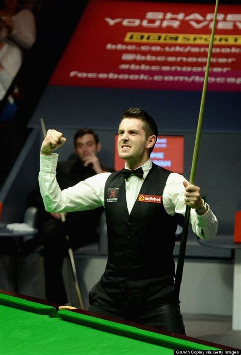 Mark Selby Dedicates World Championship Win To Late Father ...