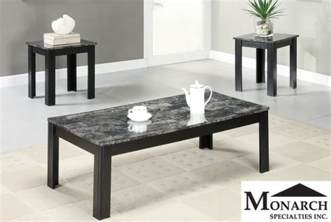 Black Marble 3-piece Coffee Table Set Home Depot Reface Cabinets Built In Bar For Exterior Lighting Custom Office Manufactured Wall Medicine Cabinet Kitchen Installation Lowes Vs
