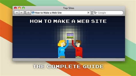 How To Make A Website The Complete Guide Lifehacker