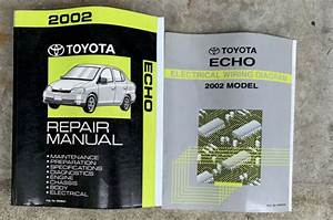 2002 Echo Shop Service Repair Manual And Electrical Wiring
