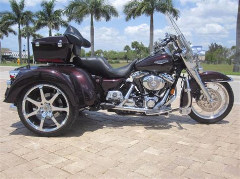 Harley Davidson Trike Motorcycles For Sale
