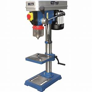 The Fox F12-942 16mm Pillar Drill for the bench top