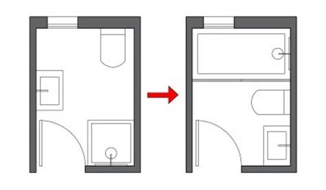 Bathroom Design Templates by Small Bathroom Layout Ideas From An Architect To Optimize