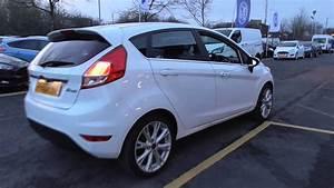 Ford Fiesta 2016 : ford new fiesta 2016 my titanium x 1 0 ecoboost 125ps 5 speed manual 5dr u36492 youtube ~ Medecine-chirurgie-esthetiques.com Avis de Voitures