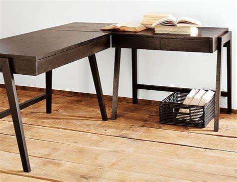 west elm desk west elm bond desks cool material