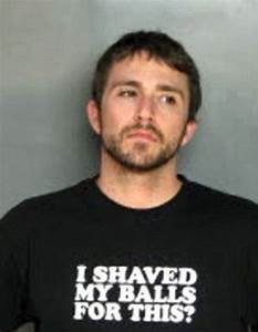Police Mugshots With Hilarious T-Shirts | Fun