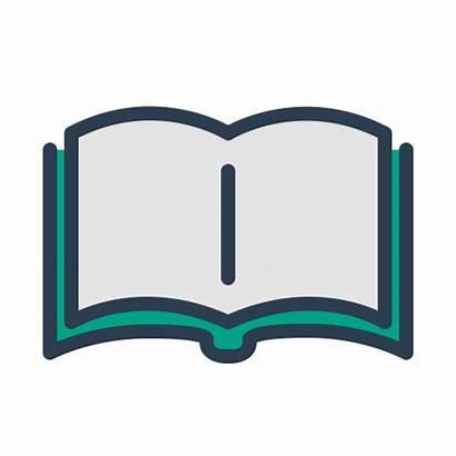 Icon Study Icono Icons Libro Lectura Estudio