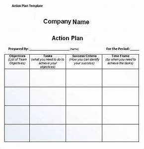 Action plan template word business letter template for Individual student action plan template