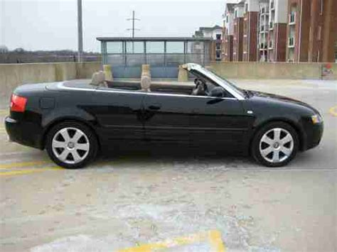 audi 4 door convertible sell used 2005 audi a4 cabriolet convertible 2 door 1
