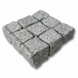 Granit Pflastersteine Preis : pflastersteine granit grau naturstein online ~ Frokenaadalensverden.com Haus und Dekorationen