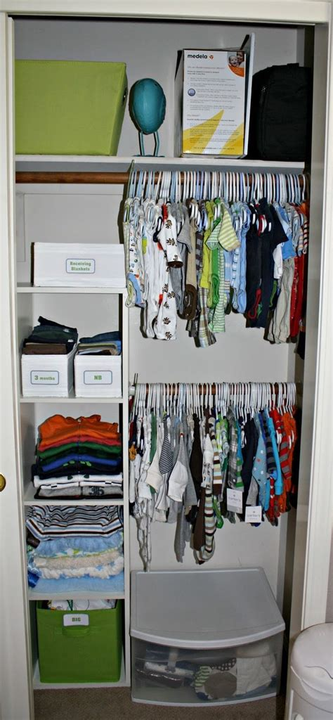 17 Best Images About Home Organization Kid Closet