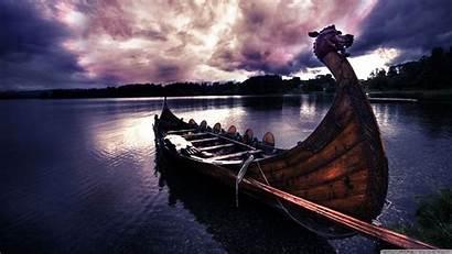 Boat Viking Vikings 4k Desktop Background Wallpapers