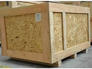 Caisse En Bois : r alisation de caisses bois contreplaqu et caisses bois ~ Nature-et-papiers.com Idées de Décoration