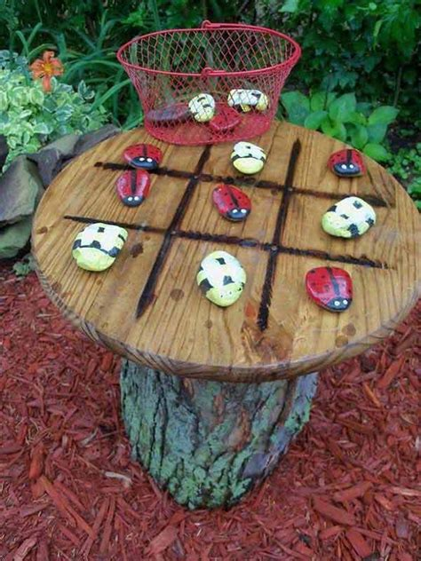 16 inspirational diy garden projects with stone rocks