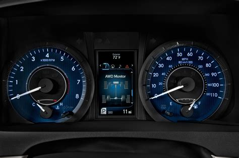 toyota sienna se speedometer motor trend en espanol