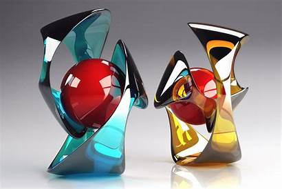 Glass Magazine Craft