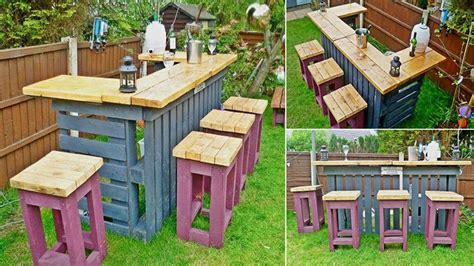 Furniture Made With Pallets by Outdoor Furniture Made From Pallets
