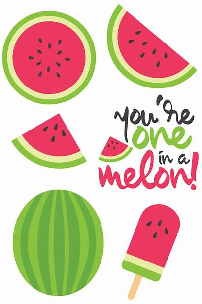 Watermelon Cut Clip Svg Donut Friday Paper