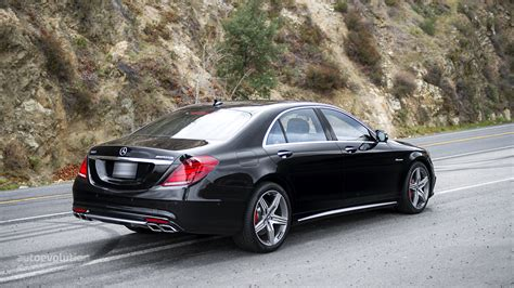 Marcedes Benz Amg : Mercedes-benz S63 Amg 4matic Review (page 2)
