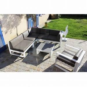 Salon bas de jardin salon de jardin bas pas cher for Tapis de sol avec canape de jardin en resine tressee pas cher
