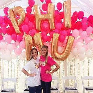 264 best images about tsm on pinterest sorority crafts With little balloon letters