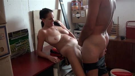 Sexy German Milf With Big Saggy Tits With Neighbor In